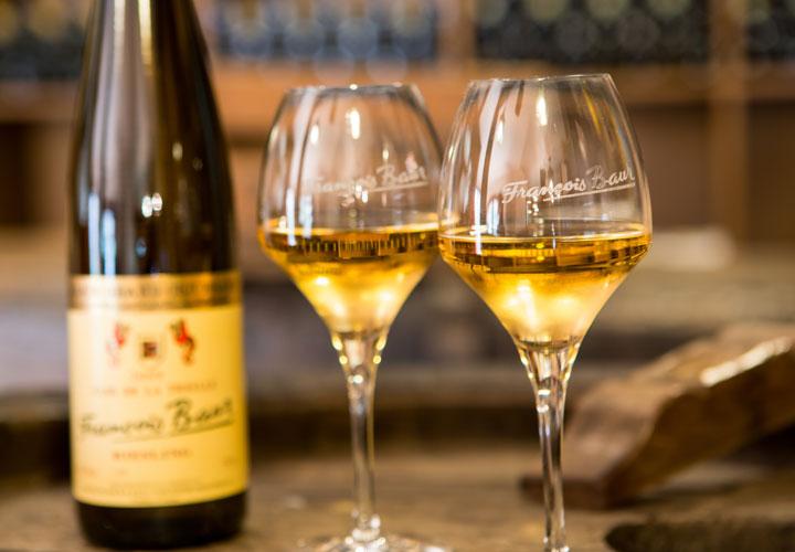 Vin Alsace Baur - Vinc Blanc