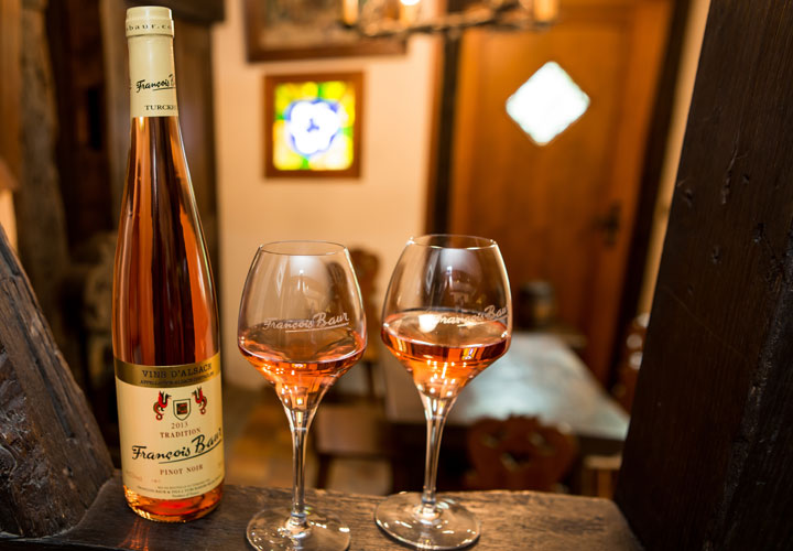 Vin Alsace Baur - Rosé