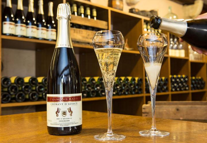 Vin Alsace Baur - Crémant