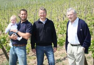 Baur family  -alsace wines - Turckheim