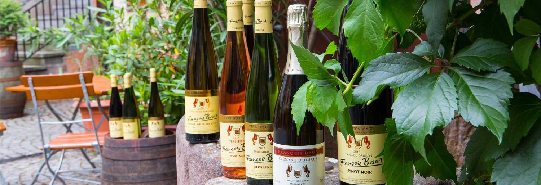 Vins d'Alsace François Baur